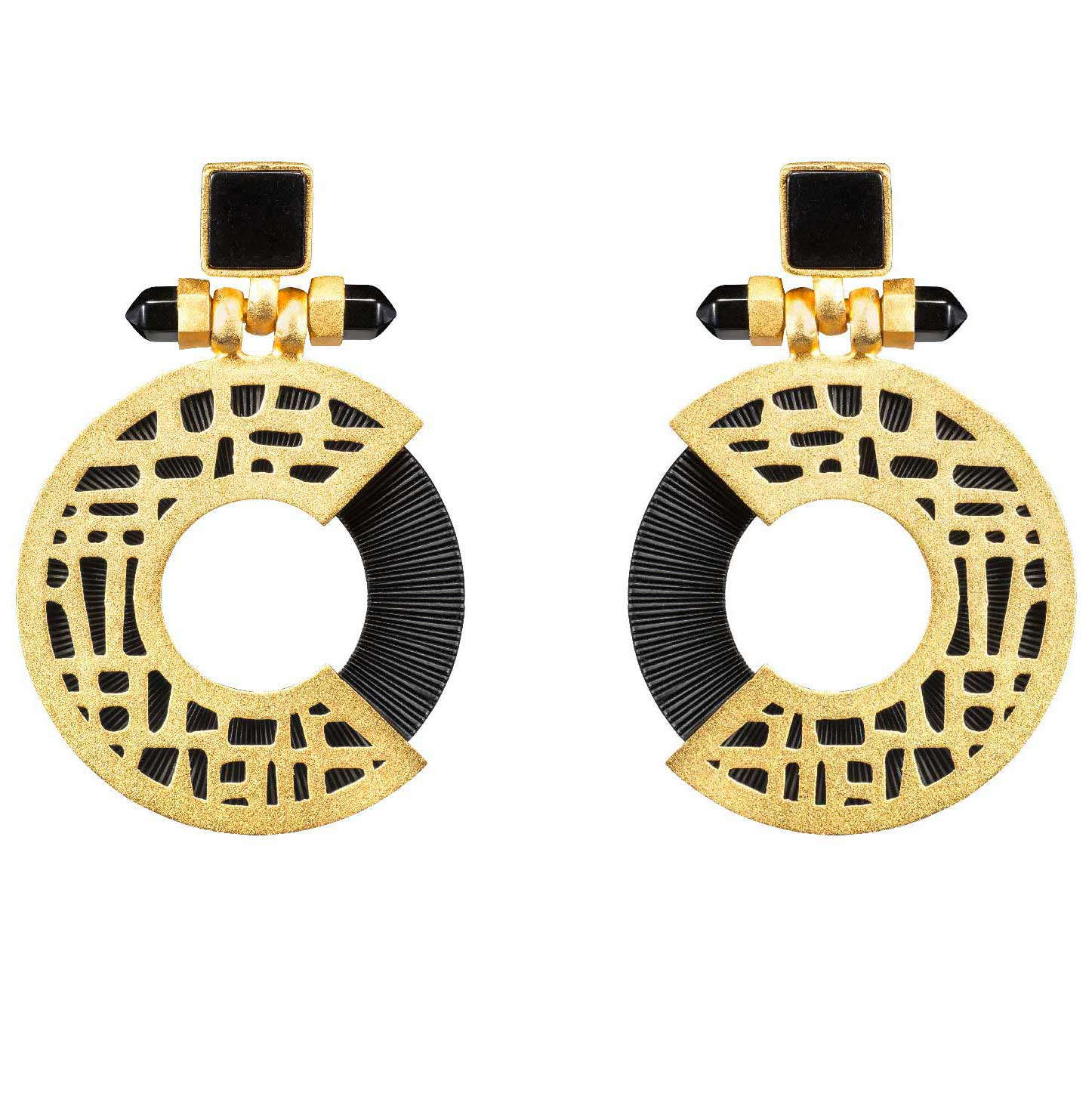 URBAN MAZE EARRINGS