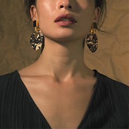 Saharan Earrings