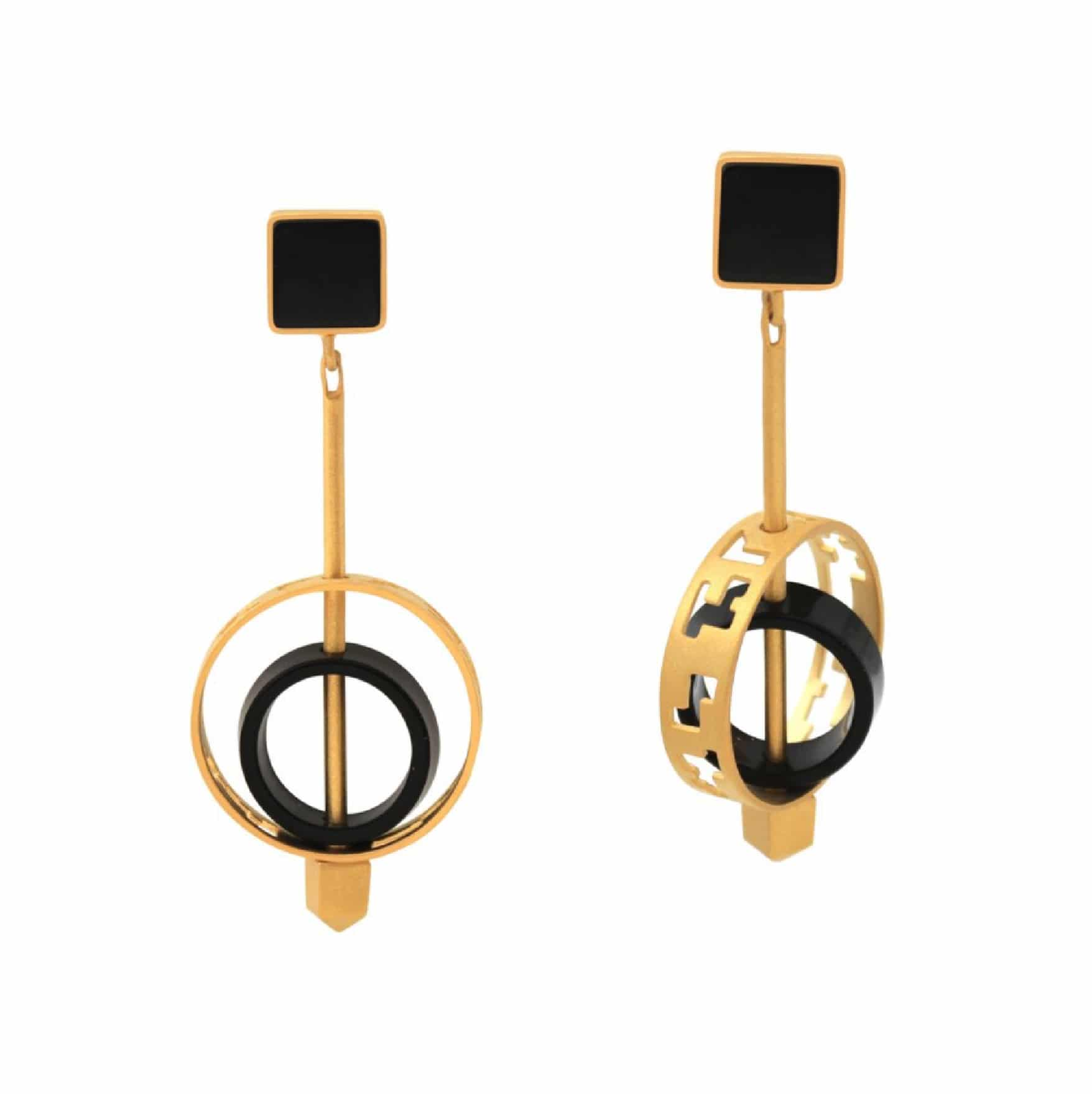 ROUTER EARRINGS