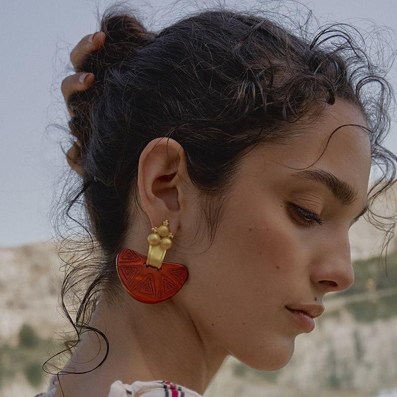 Nostra Tera Earrings