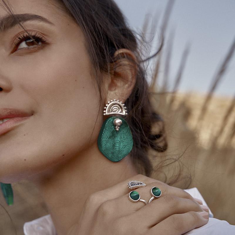 Chimera Earrings