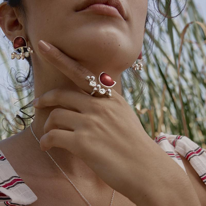 MezaLuna Earrings