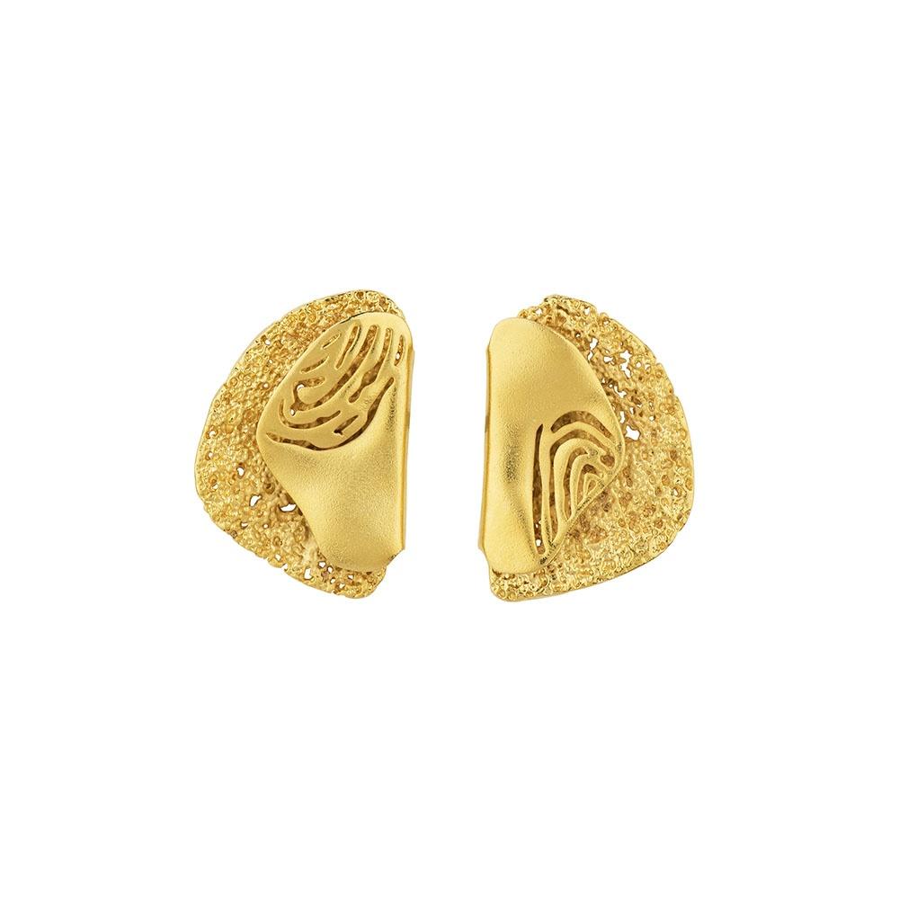 Molten Earrings