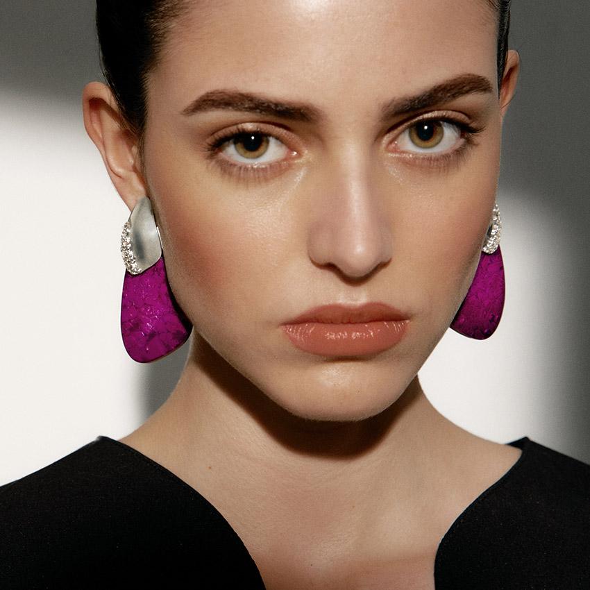 Bromo Earrings