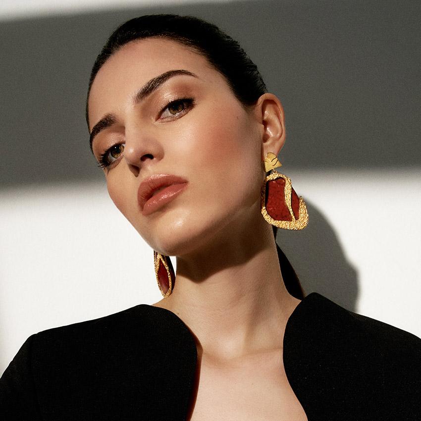 Caldera Earrings