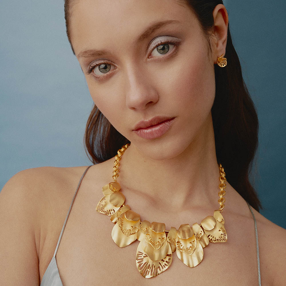Harp Shell Necklace