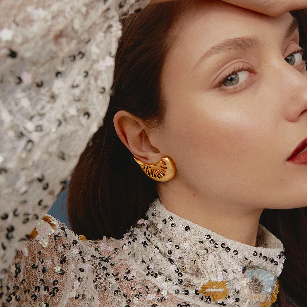 Junonia Earrings