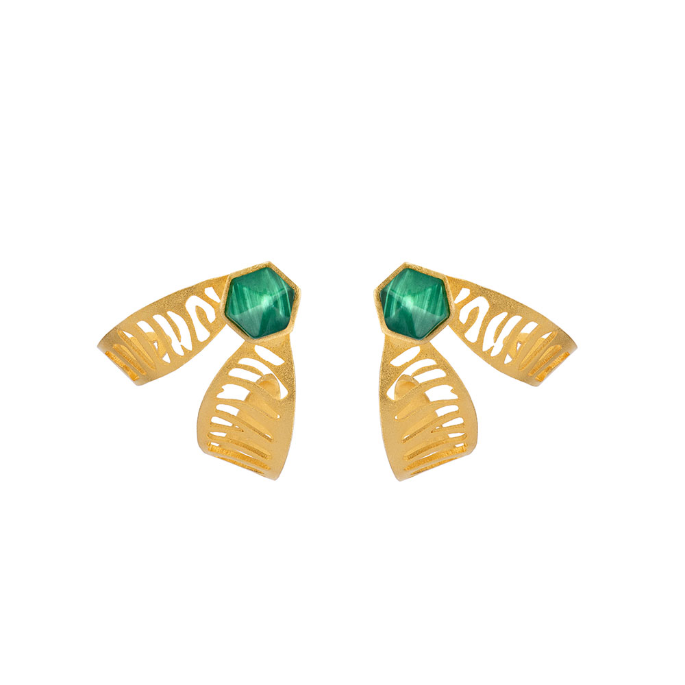 Cockle Earrings